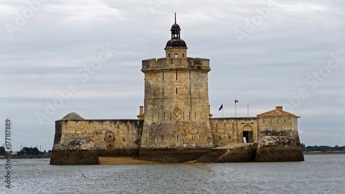 Staande foto Vestingwerk Fort Louvois