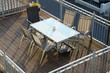 Outdoors Table and Chairs