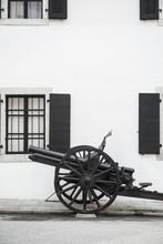 World War I Cannon