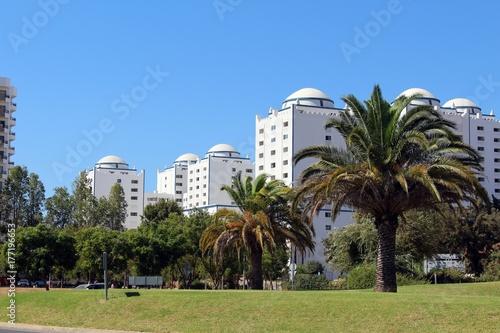Staande foto Buenos Aires Algarve in Portugal.