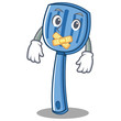 Silent spatula character cartoon style