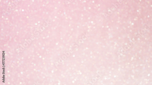 Pink bokeh for an abstract background.