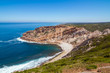 Rocky coastline near Lisbona, Portugal