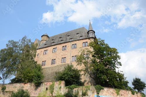 Fototapeta Zamek w Marburgu