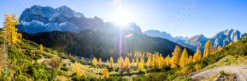 Foto auf Gartenposter Gebirge karwendel mountains
