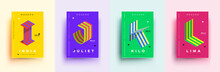 Modern Typographic Colorful Co...