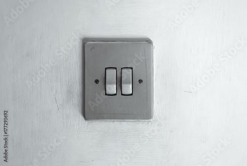 Fotografie, Obraz  Interruttore della luce