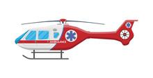 Ambulance Helicopter Medical E...