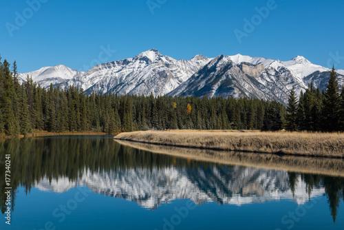 Zdjęcie XXL Rocky Mountain Landscape