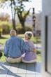 Senior Couple on Porch
