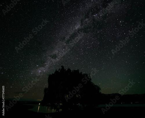 Plakat Gwiazdy i Aurora