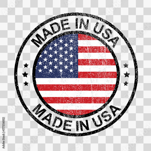 made in USA Poster Mural XXL