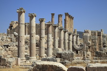 ジェラシュ遺跡の聖セ...
