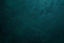 Grain Dark Green Abstract Background Design Texture