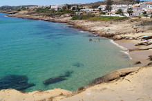 Vue Sur La Mer En Algarve - Po...