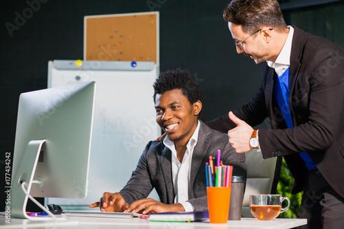 Office guys overtime