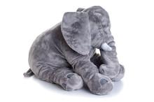 Fluffy Elephant Doll