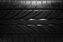 Background Of The Tire Tread.
