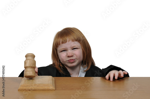 фотография Woman Court Judge