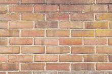 Yellow Brown Brickwork (background, Texture)
