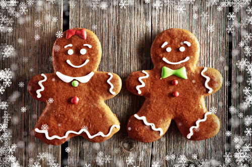 christmas-homemade-gingerbread-cookies