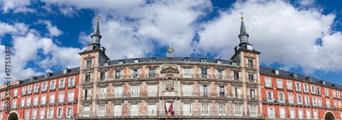 Casa De La Panaderia Plaza Mayor Madrid Buy This Stock Photo And