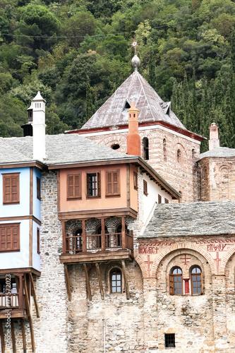 Photo Monastery Dochiariou on Mount Athos