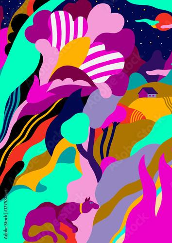 Landscape. - 177580647