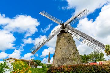 Mlin Morgan Lewis na Barbadosu - na tropskom karipskom otoku - bio je posljednji radni mlin na otoku i vjerovalo se da je izgrađen 1727. Odredište za putovanja na otoku.