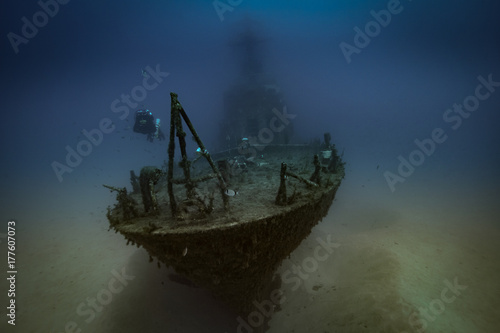 Photo Stands Shipwreck P-29 Navy Patrol Boat