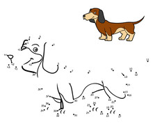 Numbers Game, Dog Breeds: Dach...