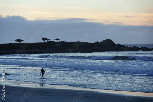 Zdjęcie XXL Wieczór Surfer
