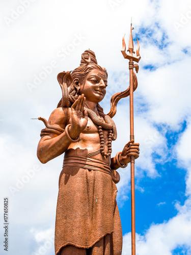 Zdjęcie XXL Statua Shiva