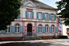 Eguisheim, France - July 23 20...