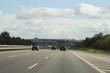 Autobahnverkehr, Autobahnbrücke