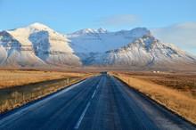 アイスランド スナイフェルスネス半島 国立公園 氷河 冬 Iceland Island Winter Snaefellsnes Peninsula National Park Arnarstapi Jokull Glacier
