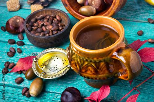 Zdjęcie XXL Ziołowa Jesienna Herbata