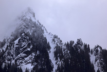 McClellan Butte Snow Mountain ...