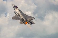 The Lockheed Martin F-35 Light...