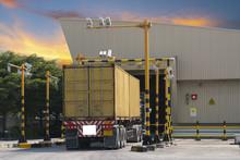 X-ray Cargo Transport