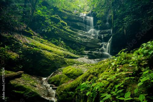 Plakat Waterfallin Thailand
