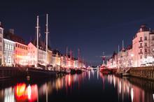 Copenhagen - Quartiere Di Nyha...