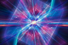 Colorful Illustration Of Quant...