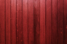 Old Dark Red Wooden Wall Textu...