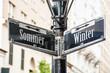Schild 259 - Winter