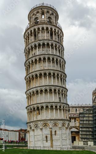 Fototapeta Krzywa Wieża, Piza, Włochy
