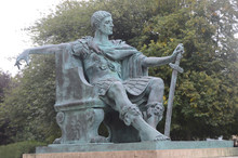 Constantine The Great Statue I...