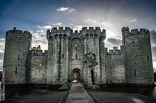 Bodiam Castle Fototapeta