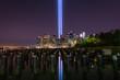 Brooklyn Pier Tribute In Lights