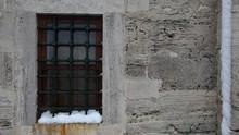 Courtyard Near The Entrance Of...